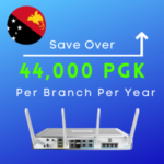 Case Study: Leverage SD-WAN to reduce enterprise OPEX costs in PNG